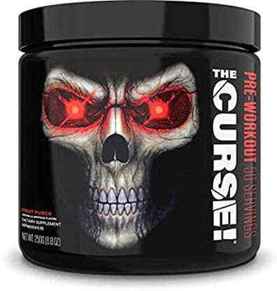 The Curse Pre-Workout Booster - Shake Pré-entrainement - 50 Servings - Watermelon