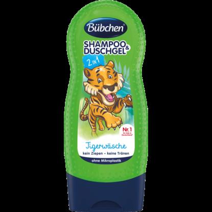Bübchen Shampooing & Gel Douche Tiger Wash