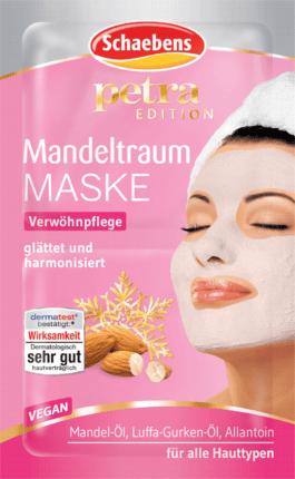 Masque à L'extrait D'amande
