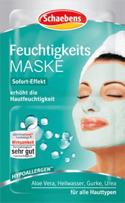 Masque D'humidité Aloe Vera