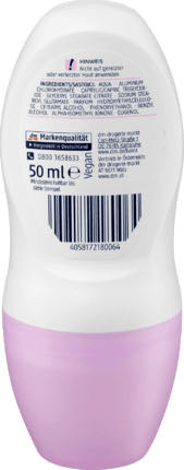 Deo Roll On Anti-transpirant Extra Dry, 50 ml