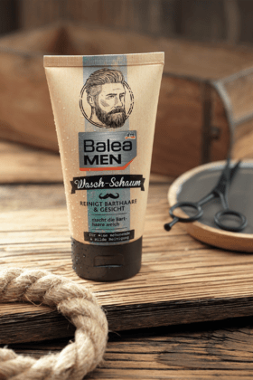 Mousse Lavante de Barbe