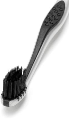 Brosse à Dents Blackshine Doux, 1 Pièces