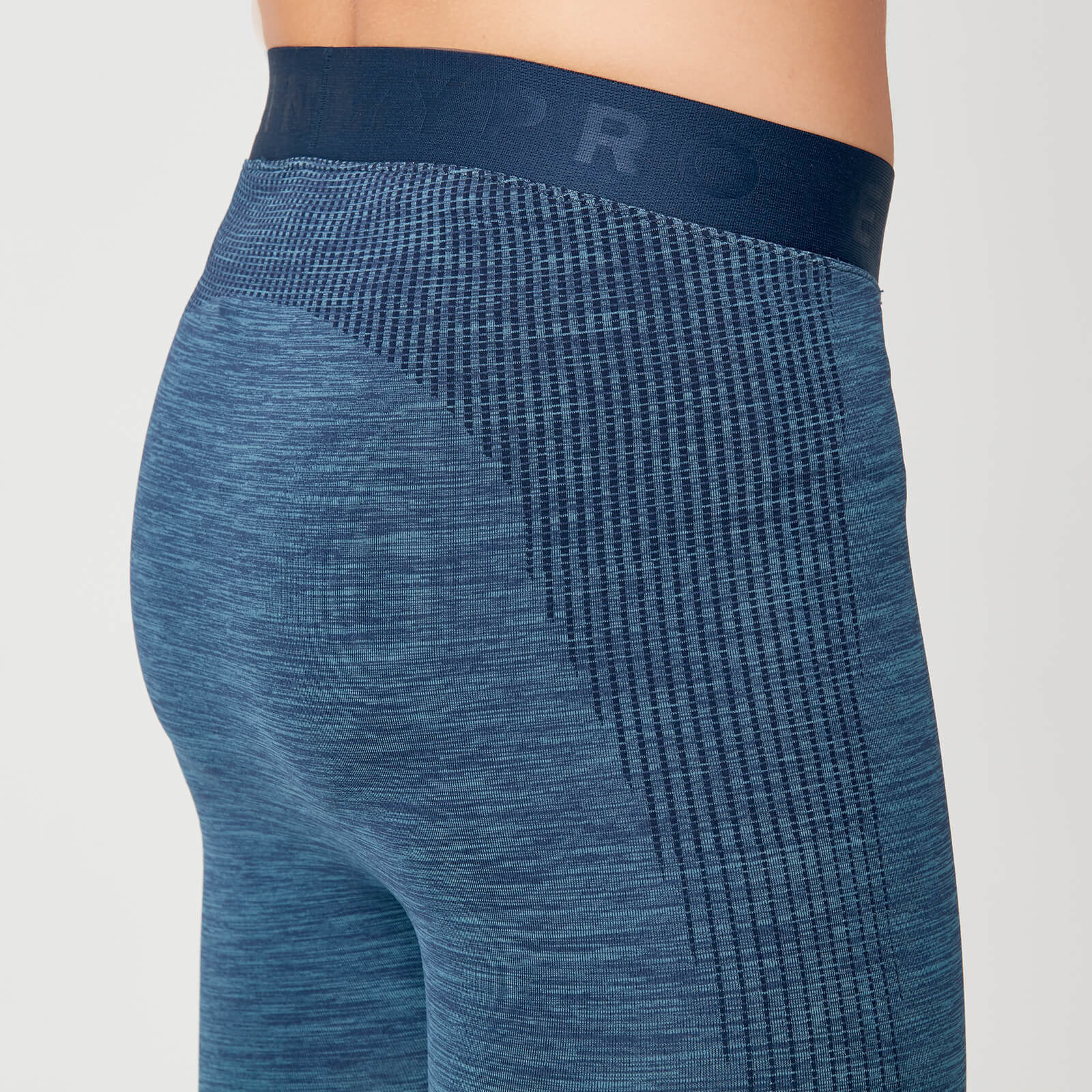 Picture of Sculpt Seamless Tights - PETROL BLUE