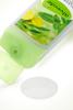 Alverde Gel douche soin douche menthe bergamote, 250 ml
