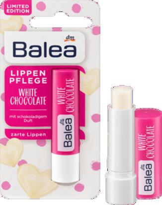 Soins des Lèvres au Chocolat Blanc