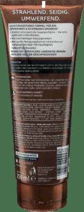 Balea Shampooing Brun Brillant, 250 ml