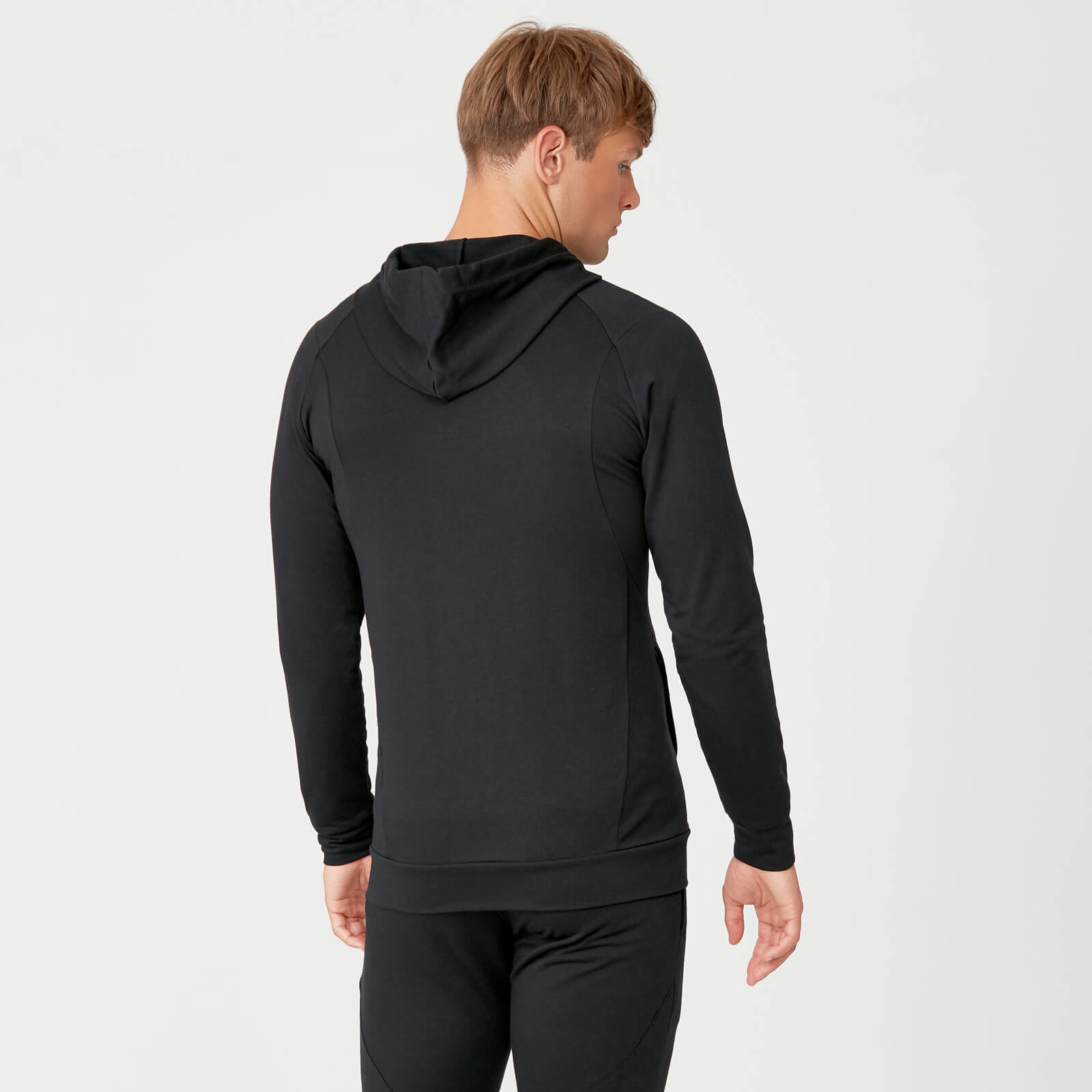 Sweat à capuche Form - BLACK