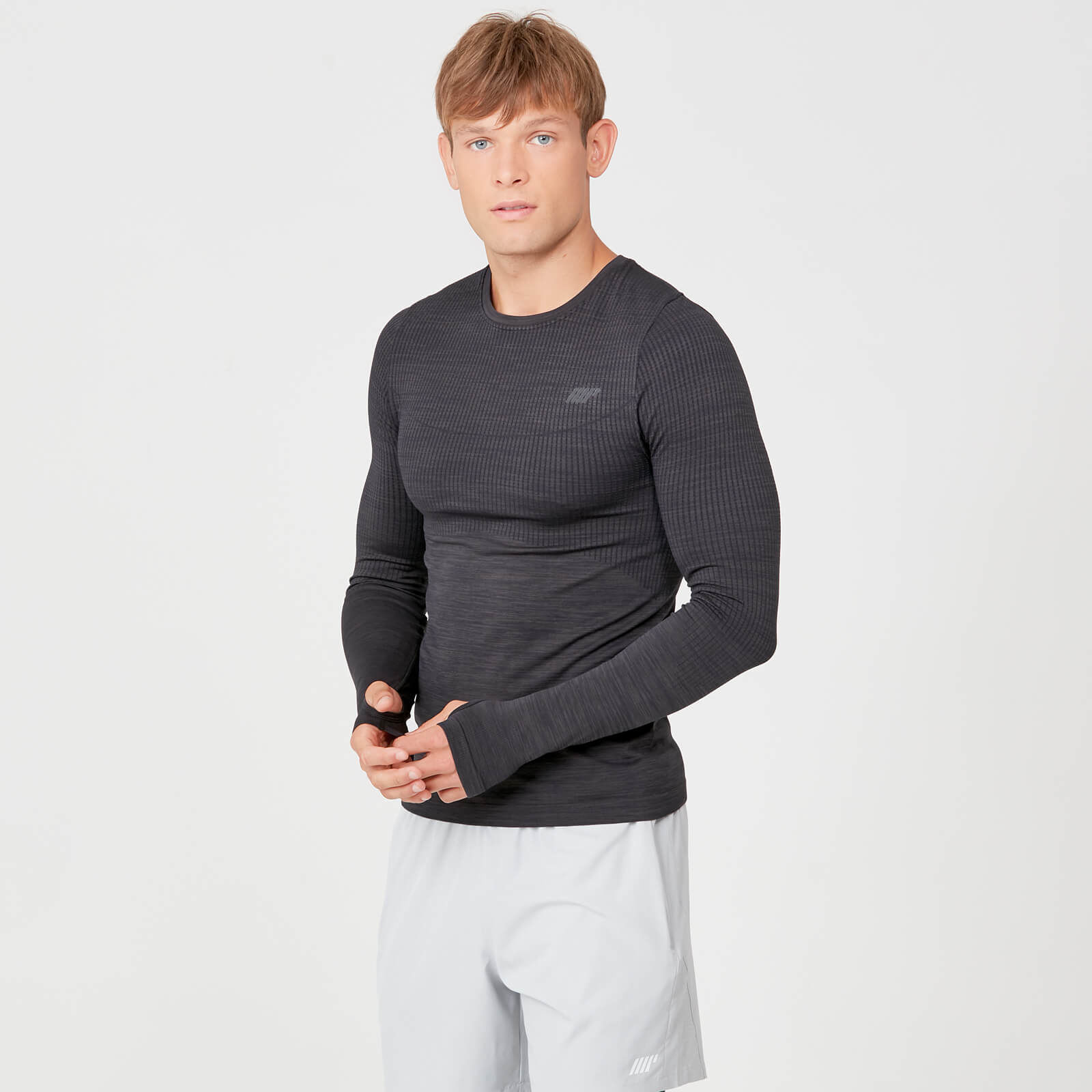 Sculpt Seamless Long-Sleeve T-Shirt