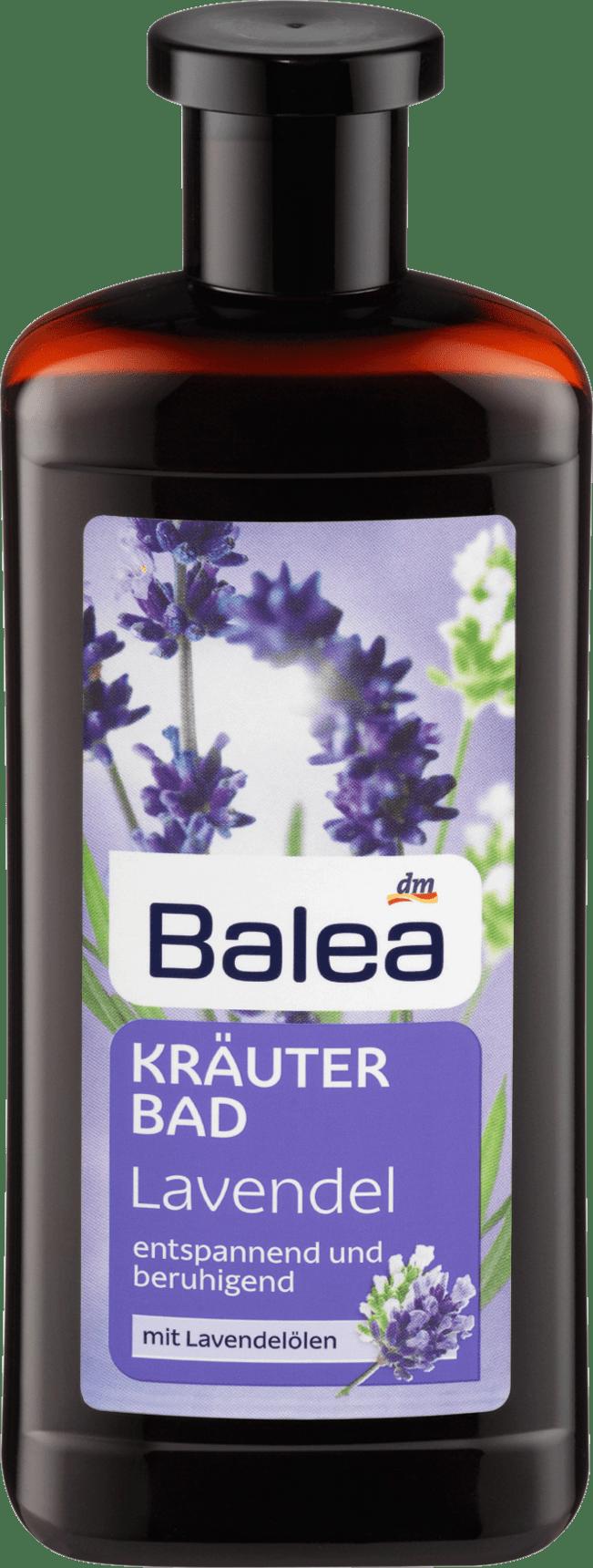 Balea Bain aux herbes lavande, 500 ml