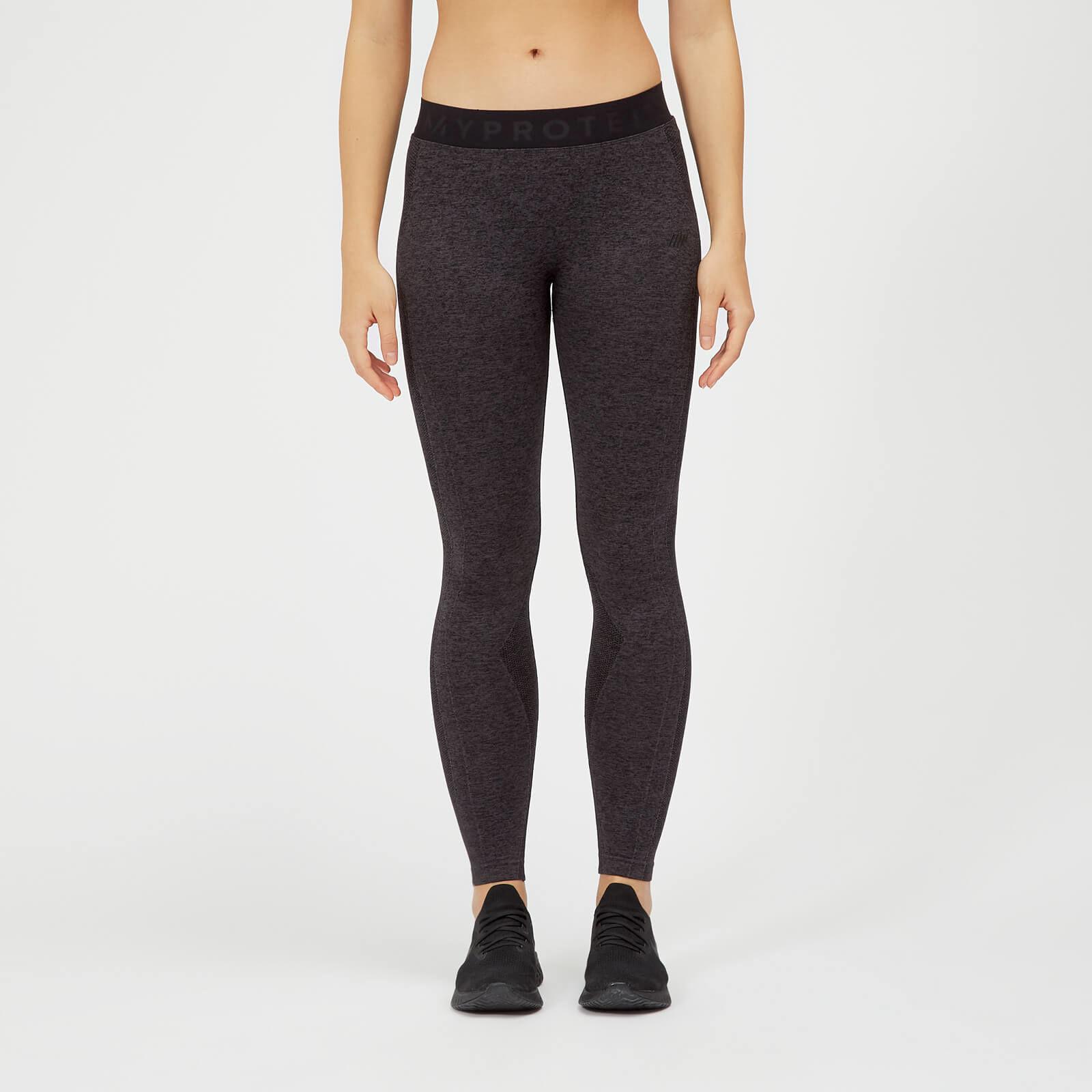 Leggings sans couture Inspire - Cyclisme pour Femme - Noir