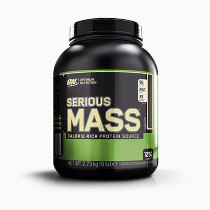 Serious Mass Chocolate - Prise de Masse, 2.73kg