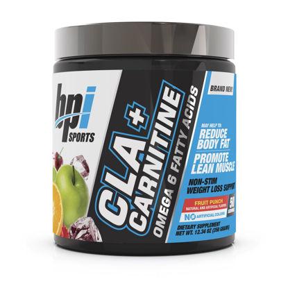 CLA + Carnitine BPI Sports, 350 G - Fruit Punch