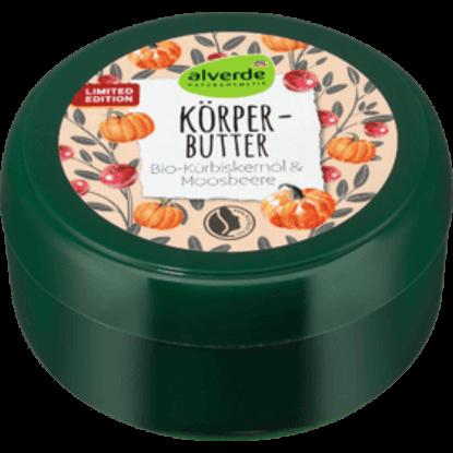 Picture of Beurre corporel BIO huile de pépins de courge