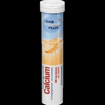 Comprimés Effervescents Calcium, 20 Pièces