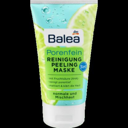 Balea Nettoyant + Peeling + Masque Pores Fins 3-en-1