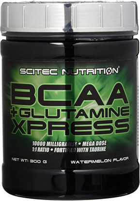 BCAA + Glutamin Xpress - Scitec Nutrition - Water Melon