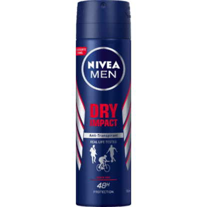 Deo Spray Antitranspirant Dry Impact, 150 ml
