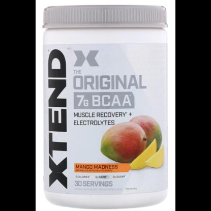 Poudre XTEND Original aux BCAA - Mangue - Complément alimentaire aux acides aminés ramifiés