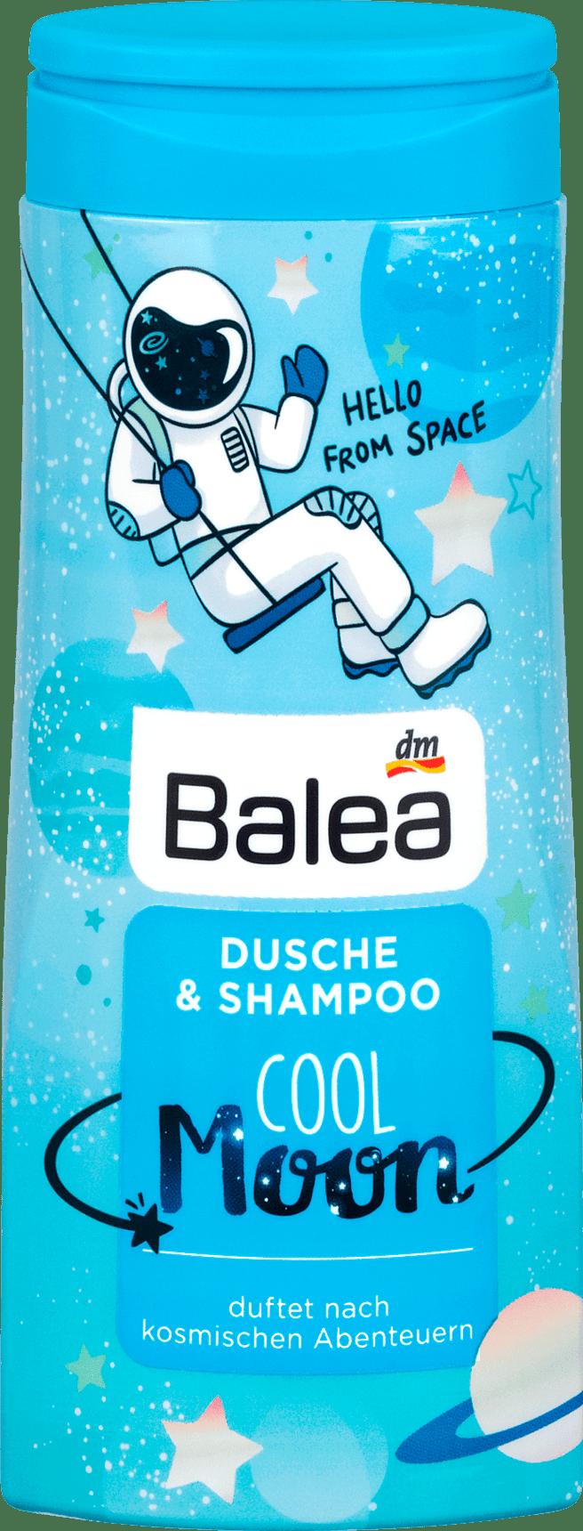 Balea Douche & Shampooing Cool Moon, 300 ml