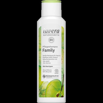 Lavera Shampooing Famille Aux Pommes Bio et Quinoa Bio