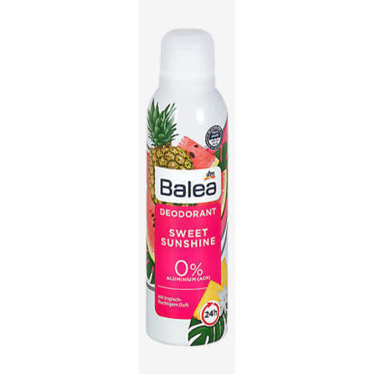 Deo Spray Balea Déodorant Sweet Sunshine, 200 ml