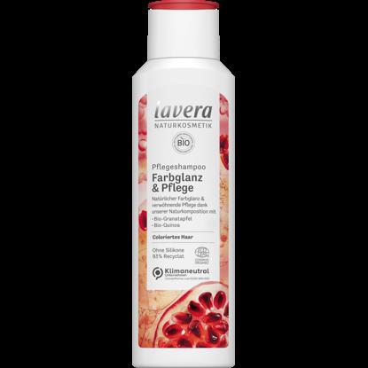 Lavera Shampooing Couleur Brillant & Soin, 250 ml