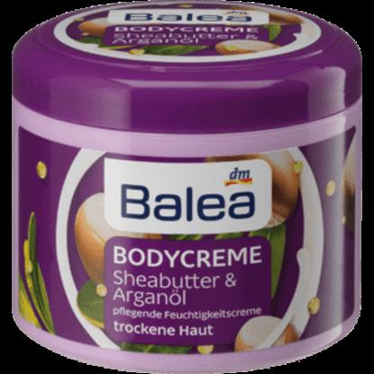 Balea Crème Corps au Beurre de Karité, 500 ml