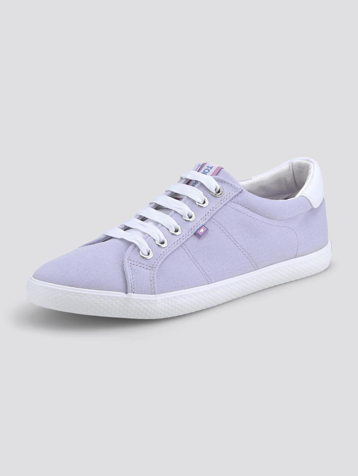 TOM TAILOR Sneaker pour Femme - Violet