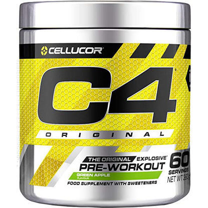 Cellucor - C4 Original Pre-Workout - Apple Green