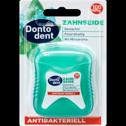 Soie Dentaire Antibactérien