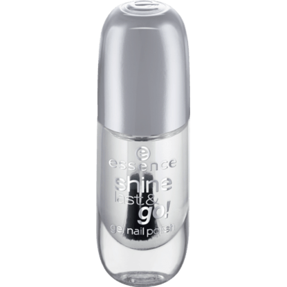 Vernis à Ongles Shine Last & Go! Gel Ongles polish absolute pure 01