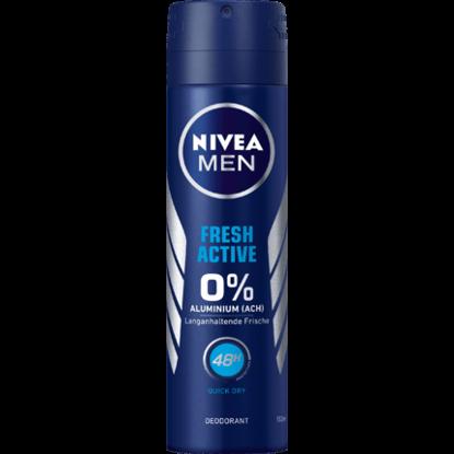 Deo Spray Deodorant Fresh Active