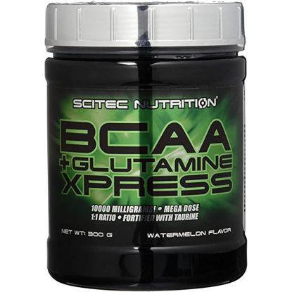 BCAA + Glutamin Xpress - Scitec Nutrition - Water Melon
