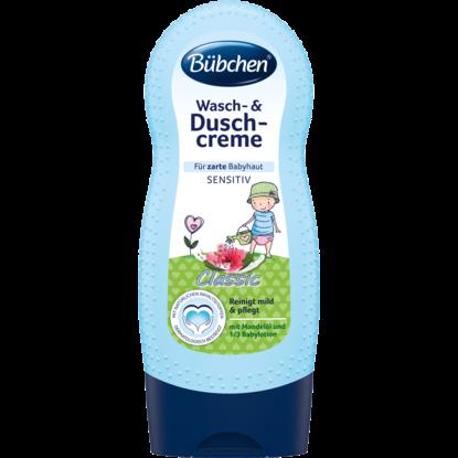 Bübchen Crème Lavante & Douche Classique