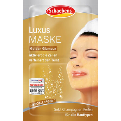 Masque Visage Luxus