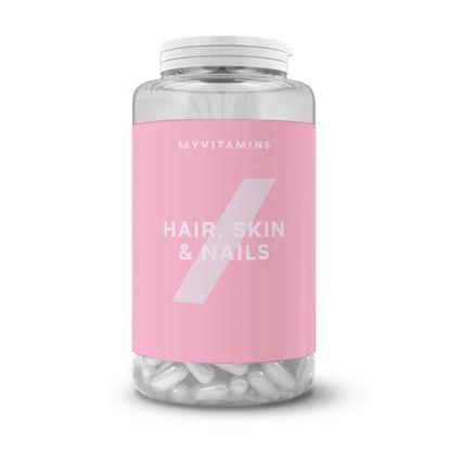 Capsules pour les Cheveux, la Peau et les Ongles | Hair, Skin and Nails Capsules