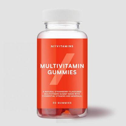 Gummies multivitaminés