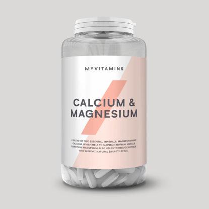 Calcium et Magnesium en Comprimés