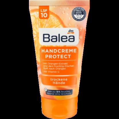 Crème à Mains Protect à la vitamine C + LSF 10
