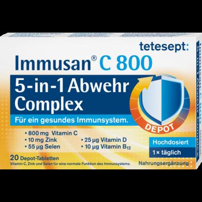 Immusan C Complex Comprimés