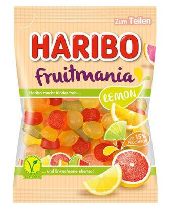Picture of Haribo Bonbons FRUITMANIA LEMON