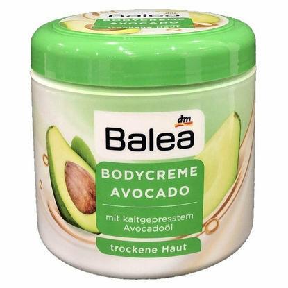 Body Cream Avocado à l'Huile d'Avocat Crème Corps