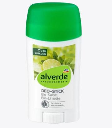 Picture of Déodorant stick déodorant sauge citron vert, 50 ml