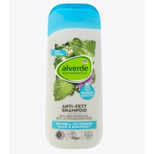 Alverde Shampooing Bio pour Cheveux Gras